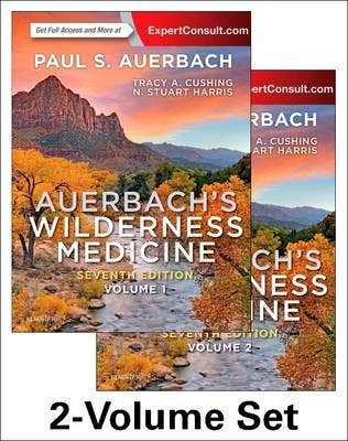 Auerbach's Wilderness Medicine, 2-Volume Set