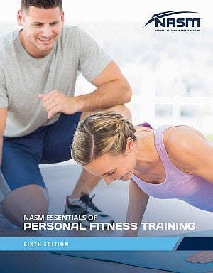 NASM Essentials of Personal Fitness Training, 6th revised edition