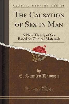 Causation of Sex in Man