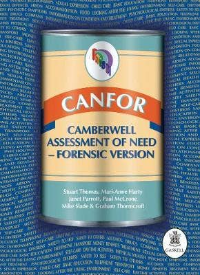CANFOR: Camberwell Assessment of Need Forensic Version