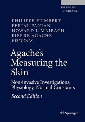 Agache´s Measuring the Skin, 2nd revised edition
