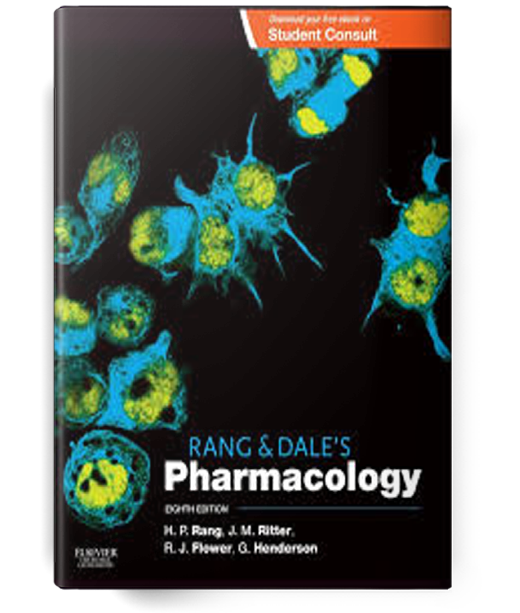 Rang & Dale's Pharmacology, 8th revised edition